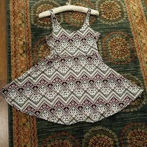 Pink Victoria's Secret Aztec mini dress